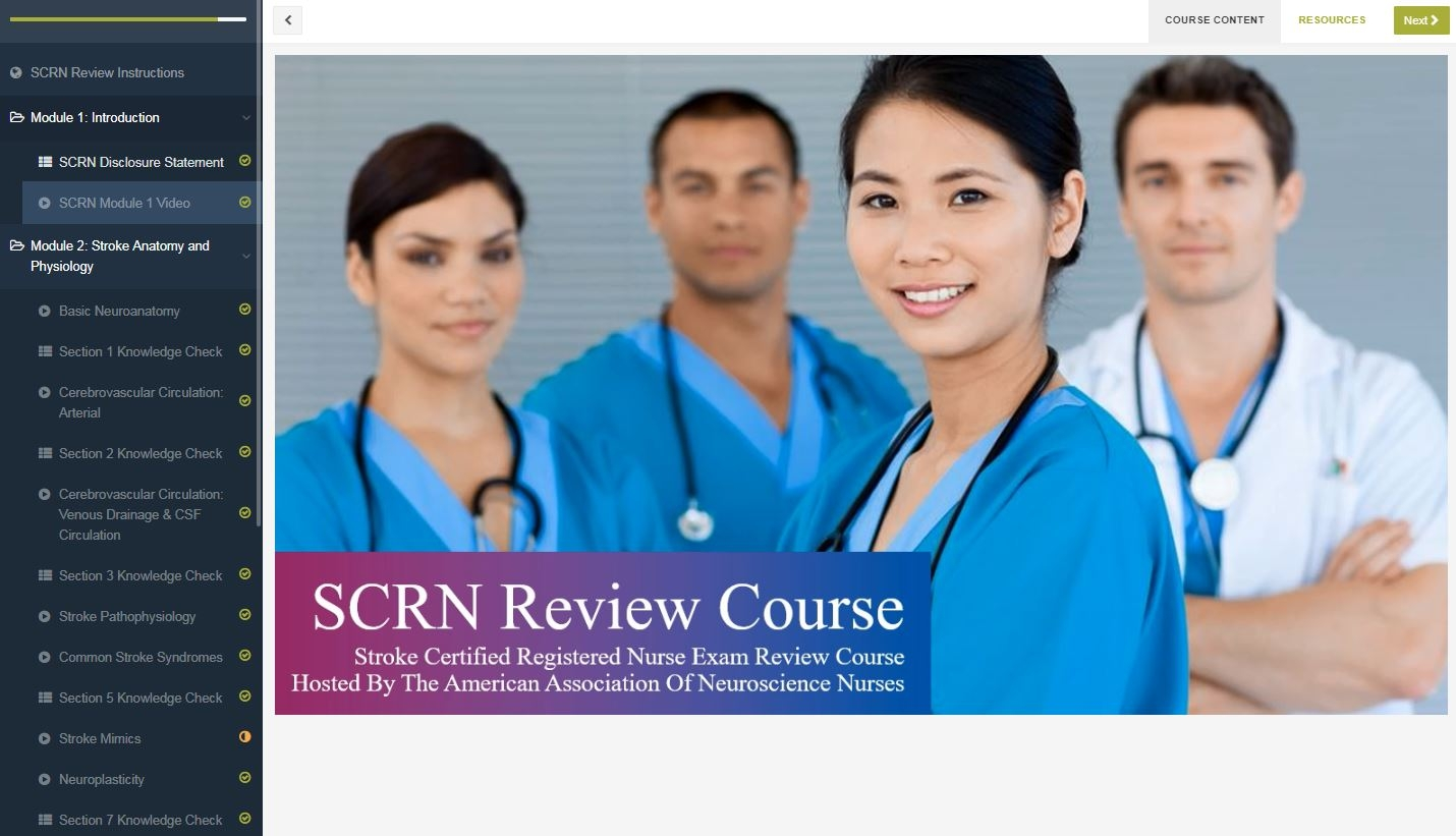 SCRN Course Intro Image1